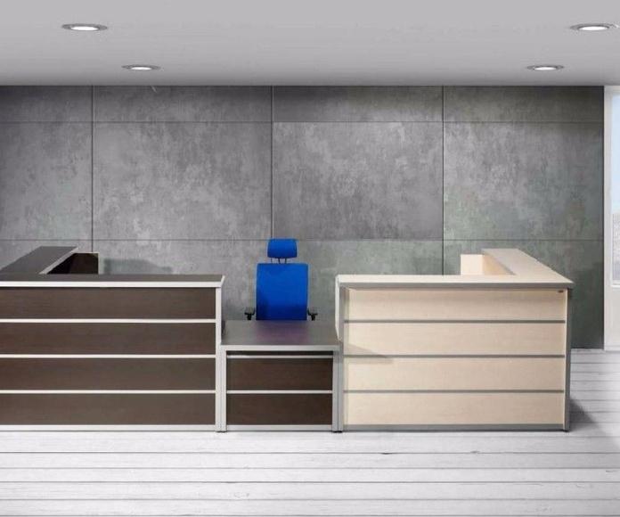 Mobiliario: recepción: Productos de Aroca Mobiliario