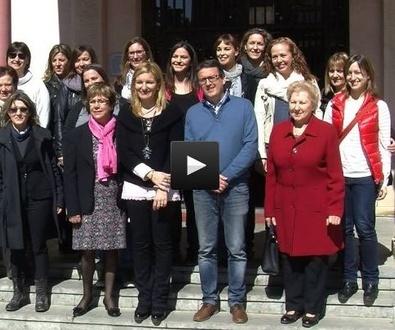 """Tercer monográfico de """"Mujeres de Rubí"""" a las empresarias y comerciantes de la ciudad"""