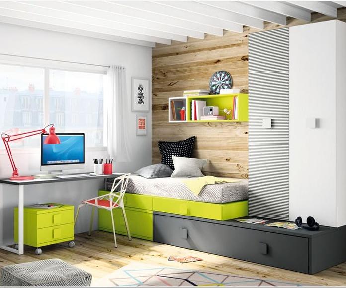 Juvenil: Productos y servicios de Mobles Pladevall