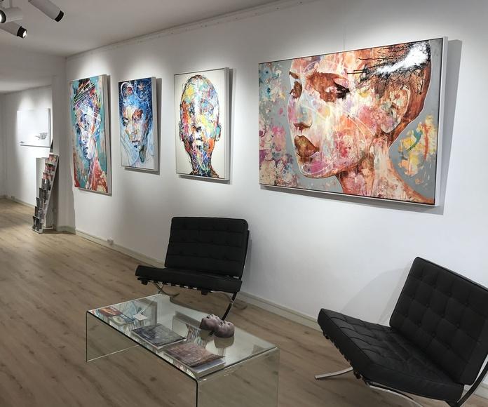 Villa del Arte en Het Spiegelkwartier de Ámsterdam | Vista interior