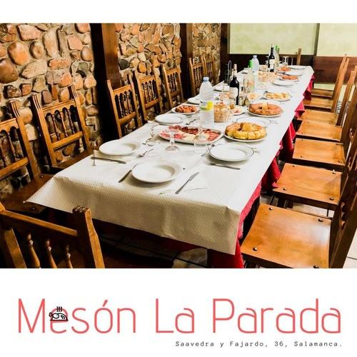 Restaurante para eventos Salamanca