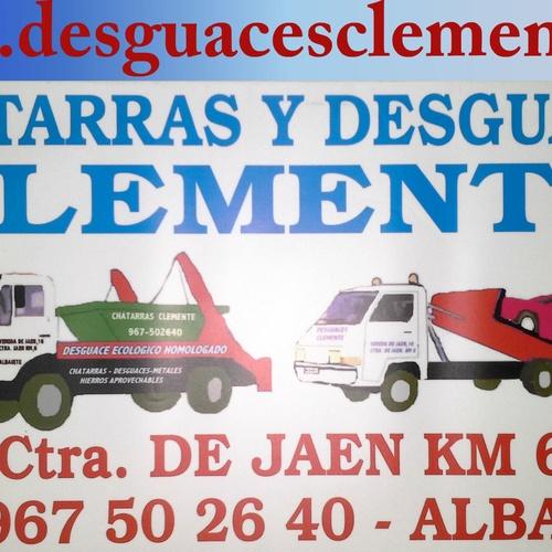 Desguaces Albacete