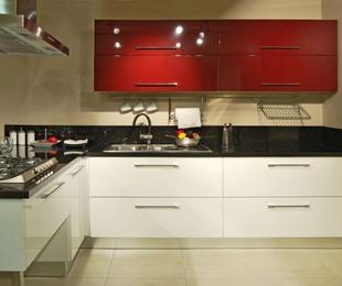Colores para los muebles de cocina