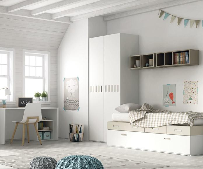 Cuna Convertible 2: Nuestros muebles de Muebles Aguado