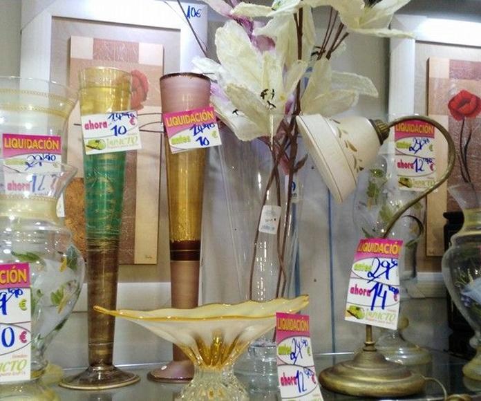 Cristalería: Productos de Impacto Hogar