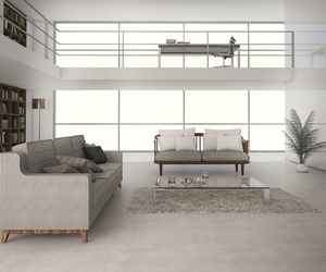 Reformas en hogar con microcemento