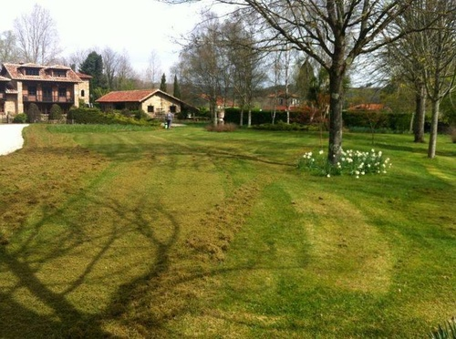 Grupo Bederna, jardineros en Cantabria