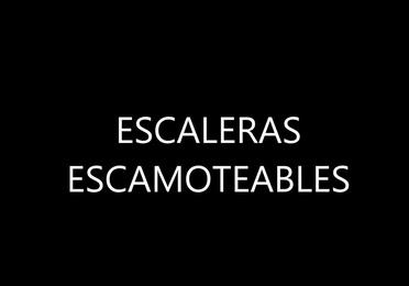 Vídeos de escaleras escamoteables
