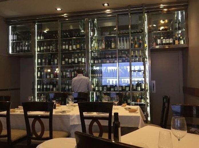 Bodega: Carta de Restaurante 33