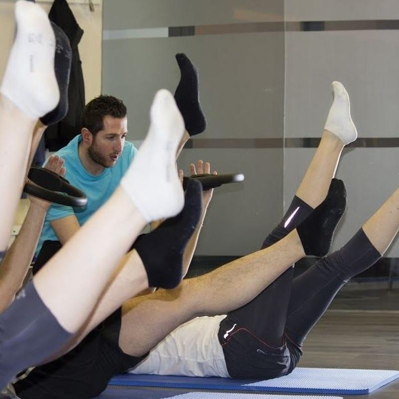 Pilates terapéutico : Tratamientos de Fisioterapia T-Cuida