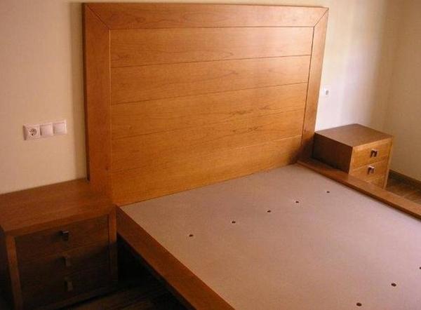Dormitorios: Servicios de Carpintería Gosaen