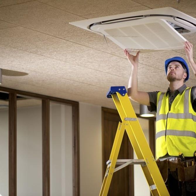 Mejora el rendimiento de tu negocio por medio de la climatización