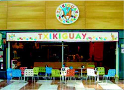 Fotos de Parques infantiles en Usurbil | Txikiguay Urbil
