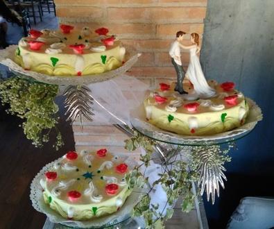 Tartas de bodas en Salt