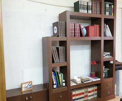 Liquidadion librerias exposición