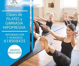 Clases de Pilates y Gimnasia Hipopresiva en Salamanca
