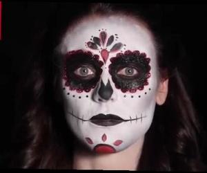 Maquillaje para la noche más terrorífica del año