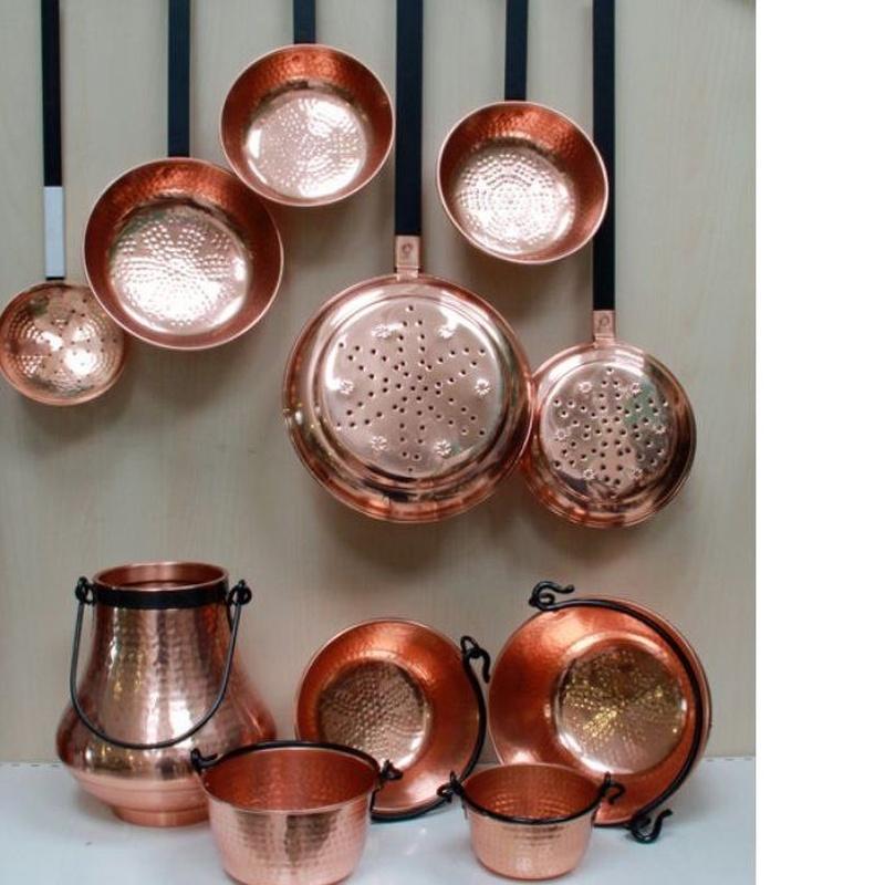 Artesanía en cobre: Productos de Ferretería Baudilio