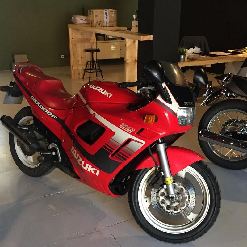 Venta de motos de ocasión: Taller de Motos y Venta de Gas Motorrad S.L. (Antiguo Electric Moto Andrés)