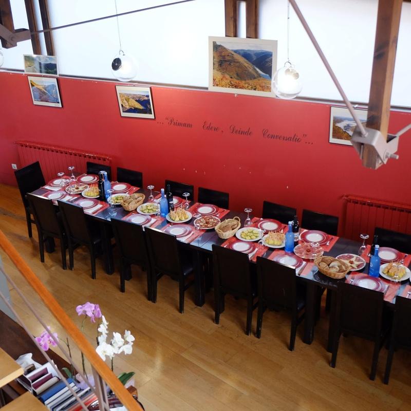 Reservas: Nuestros Servicios de Restaurante A Cantina