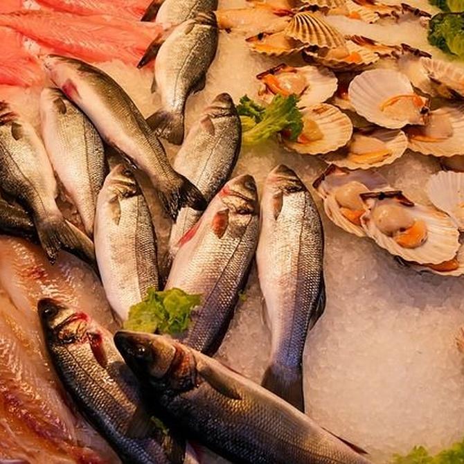 Cómo maridar el pescado y el marisco