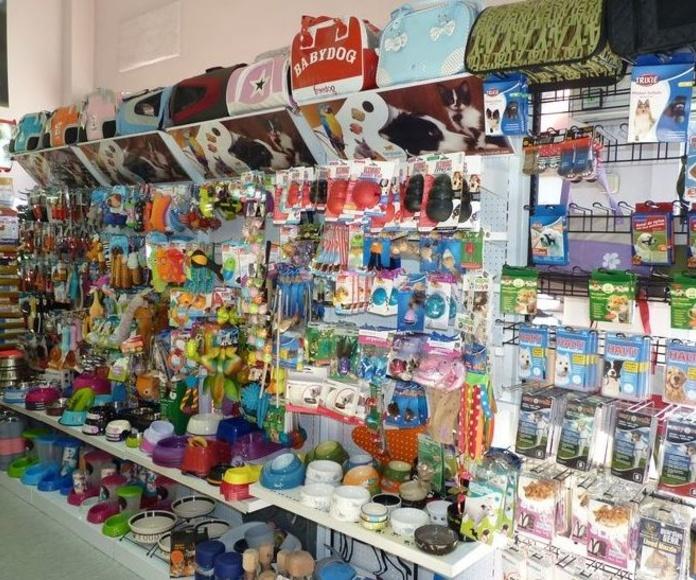 Pienso Express Arganzuela. Tienda de alimentación para mascotas en Madrid centro.