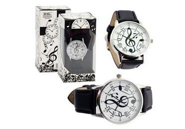 Reloj caballero música