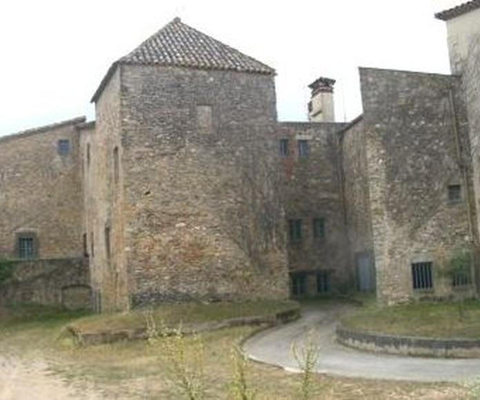 Escola de Capacitació Agrària de l'Empordà. Monells (Girona)