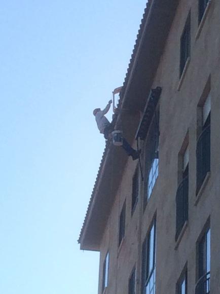 Trabajos verticales Salamanca
