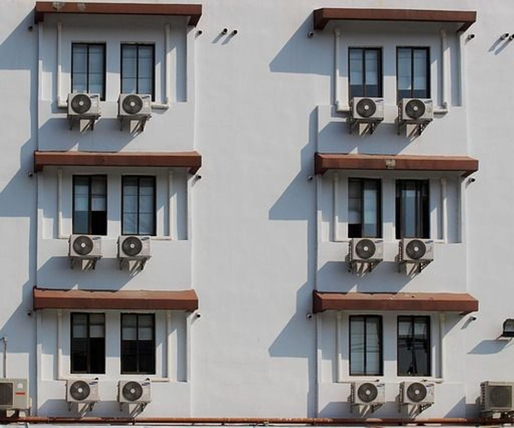 Tipos de aparatos de aire acondicionado