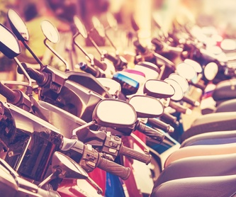 Compra tu moto de ocasión en Eixample Barcelona