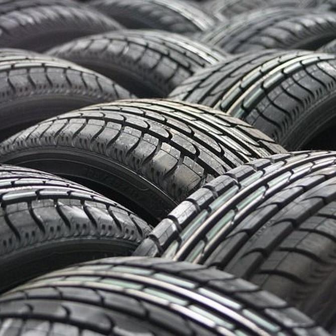 Fíjate bien en estos problemas de los neumáticos