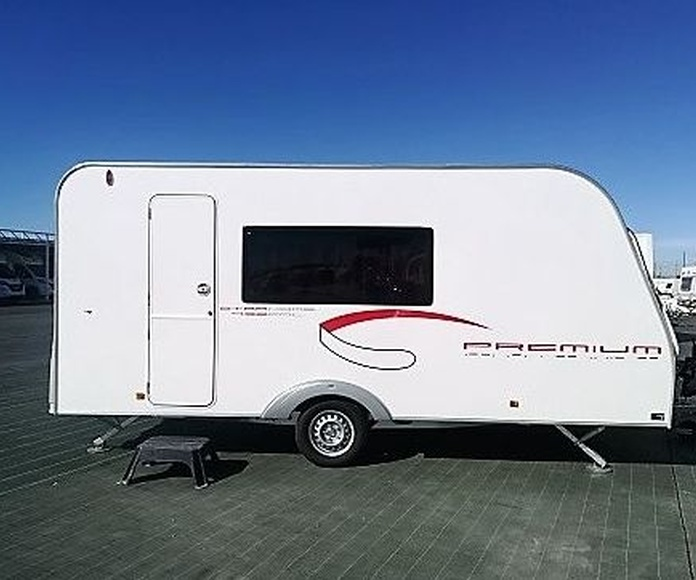 Venta caravanas Murcia