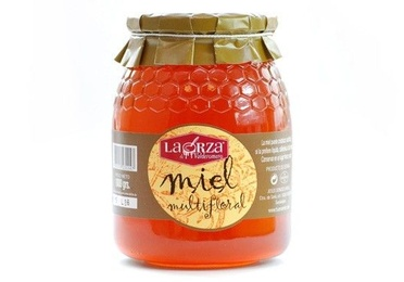 "Miel multifloral ""La Orrza"" 1000 grs"