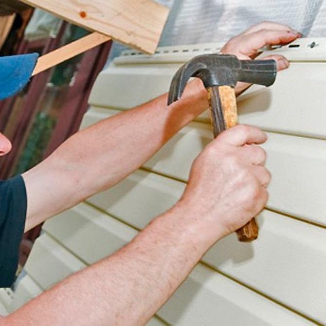 Mantenimiento de las persianas de PVC