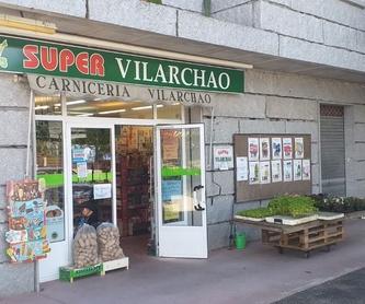 Elaboración de embutidos, empanadas y asados: Servicios de Supermercado Vilarchao
