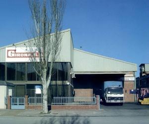 Nuestra sede en la Zona Franca, Barcelona.