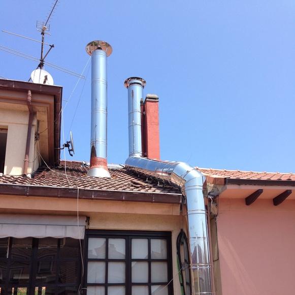 Chimeneas metálicas: Catálogo de Climastur