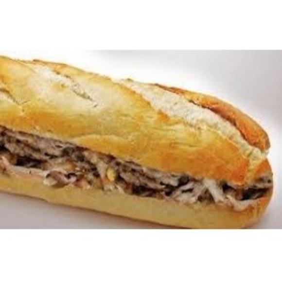 Bocadillo de Mechada: Nuestra Carta de Happy Burger