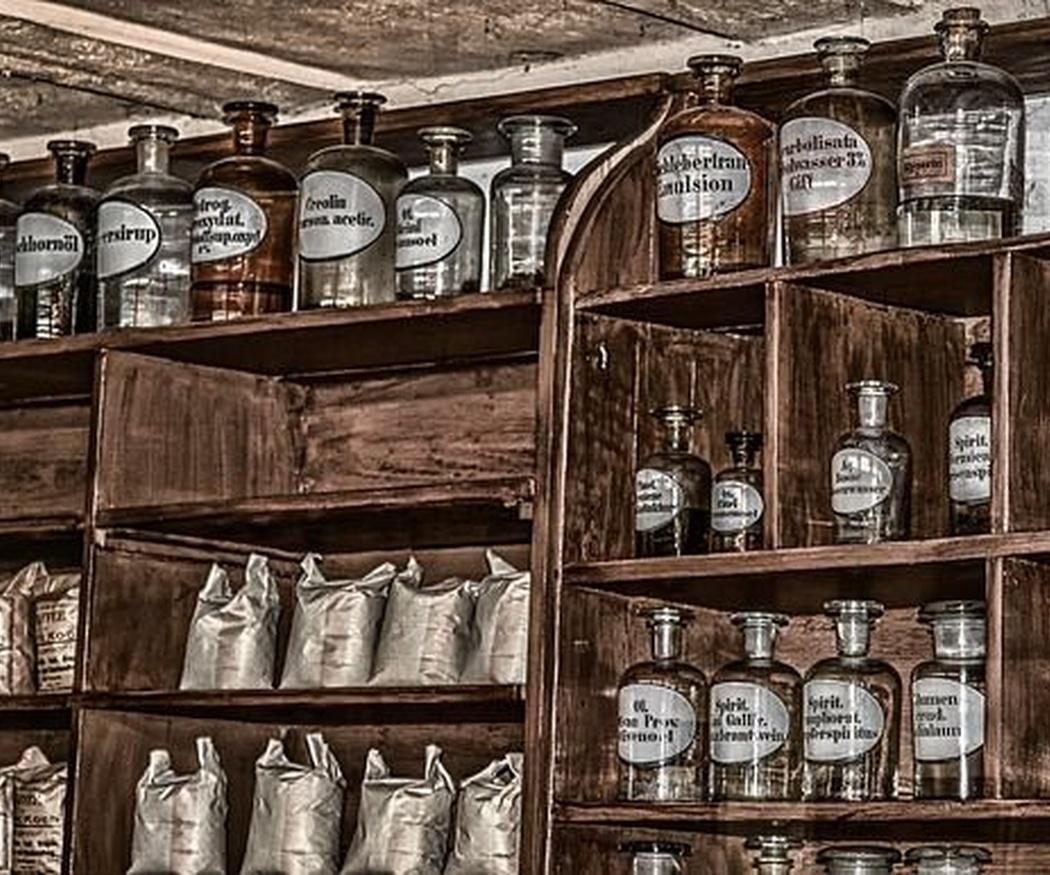 La historia de la producción farmacéutica