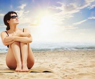 Cuidado de la dermatitis atópica en verano