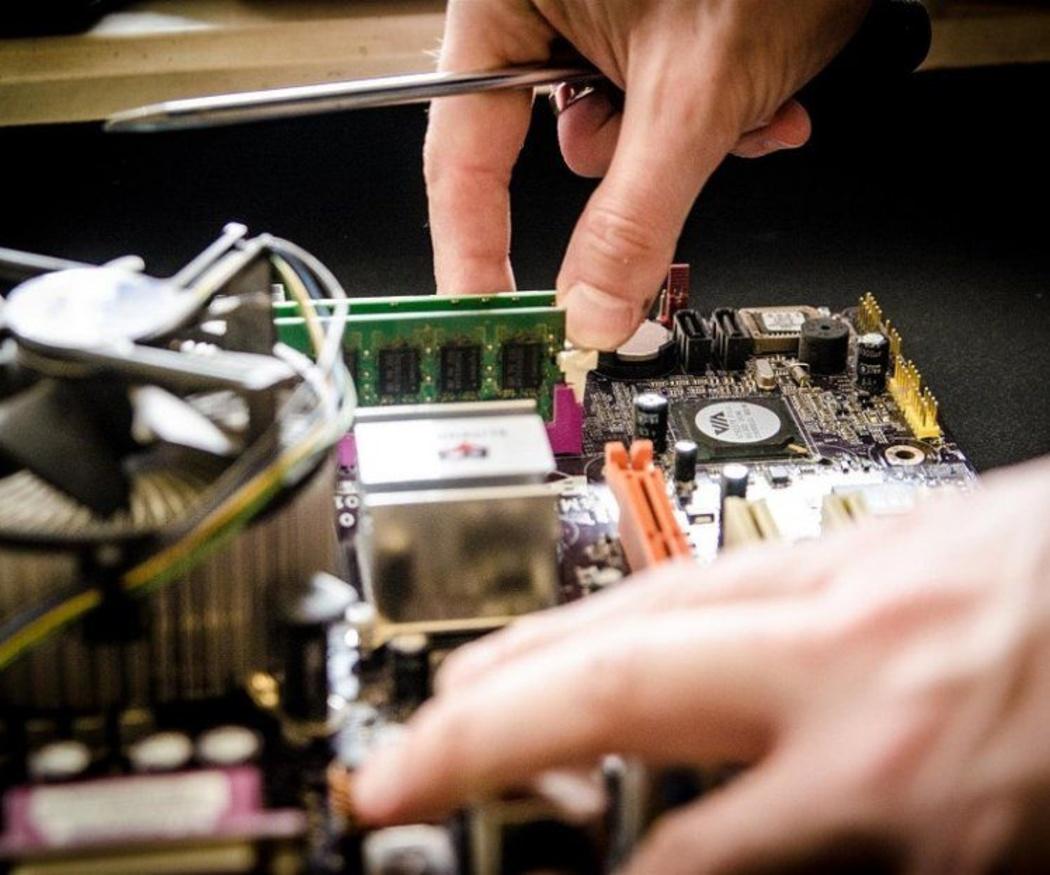 El mantenimiento de equipos informáticos