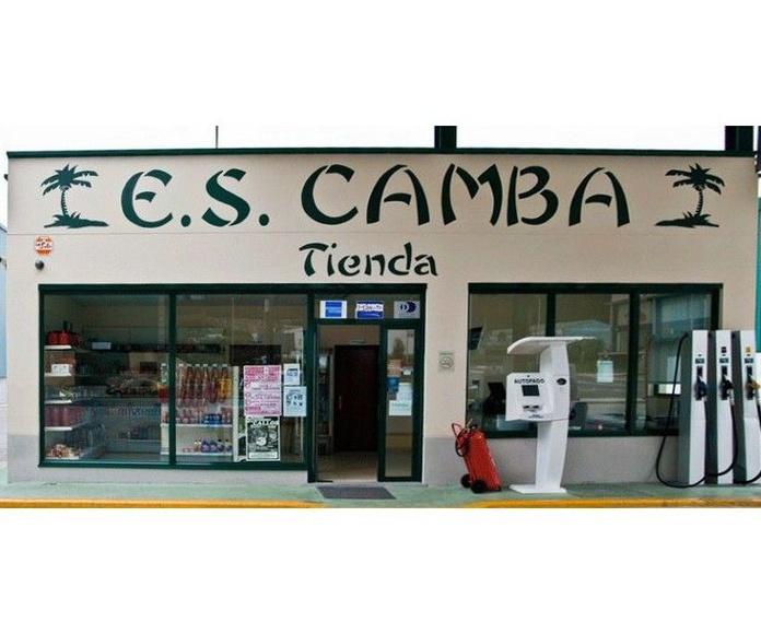 Tienda: Servicios de Estación de Servicio Camba