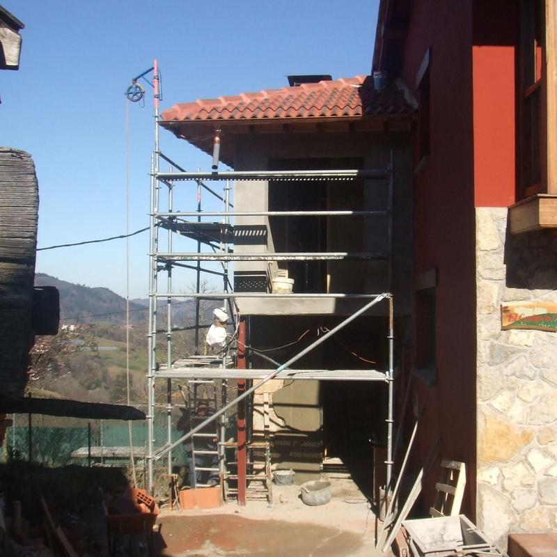 Rehabilitación de fachadas: Reformas y rehabilitación de Molina Construcciones