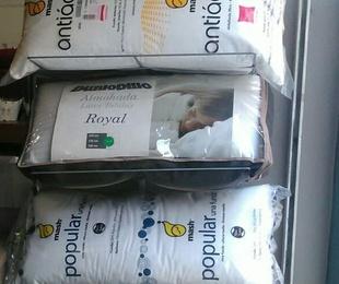 Comprar almohadas en Vigo