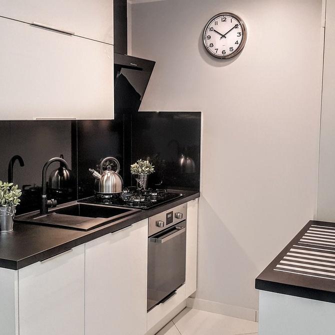 Cómo optimizar el espacio en una cocina pequeña