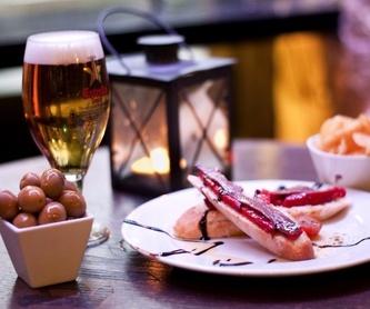 Plato del Día: Menús y Carta de El Cauce Cánovas Tapas & Bar
