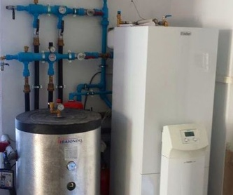 Aerotermia: Productos y servicios de Ecoen Solucions Energètiques