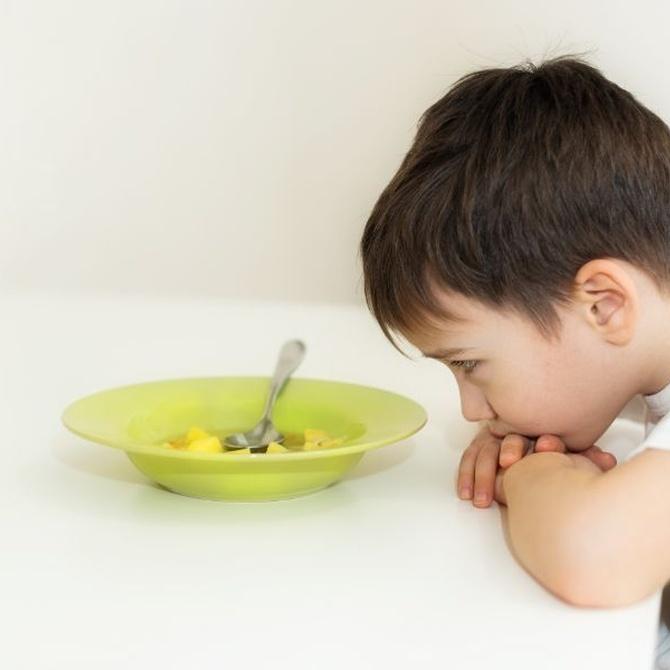 Problemas de alimentación en la infancia