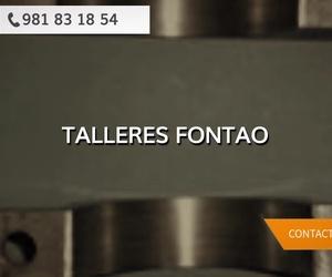 Talleres Fontao| Mecanizados Industriales en Galicia| Mecanizados industriales en A Coruña